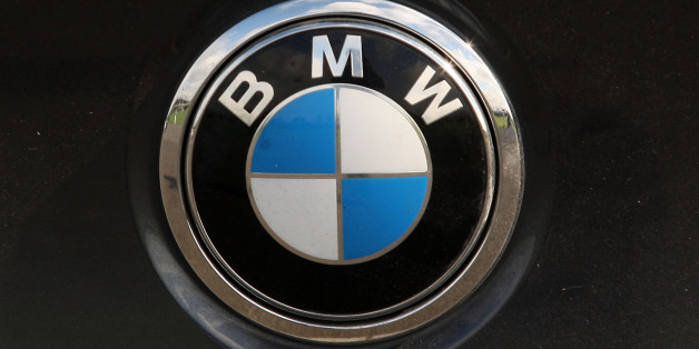 Embargoed to 0001 Friday December 13 File photo dated 13/09/11 of the BMW logo as around 1,000 agency workers at car giant BMW are to be made permanent employees, guaranteeing job security for years.