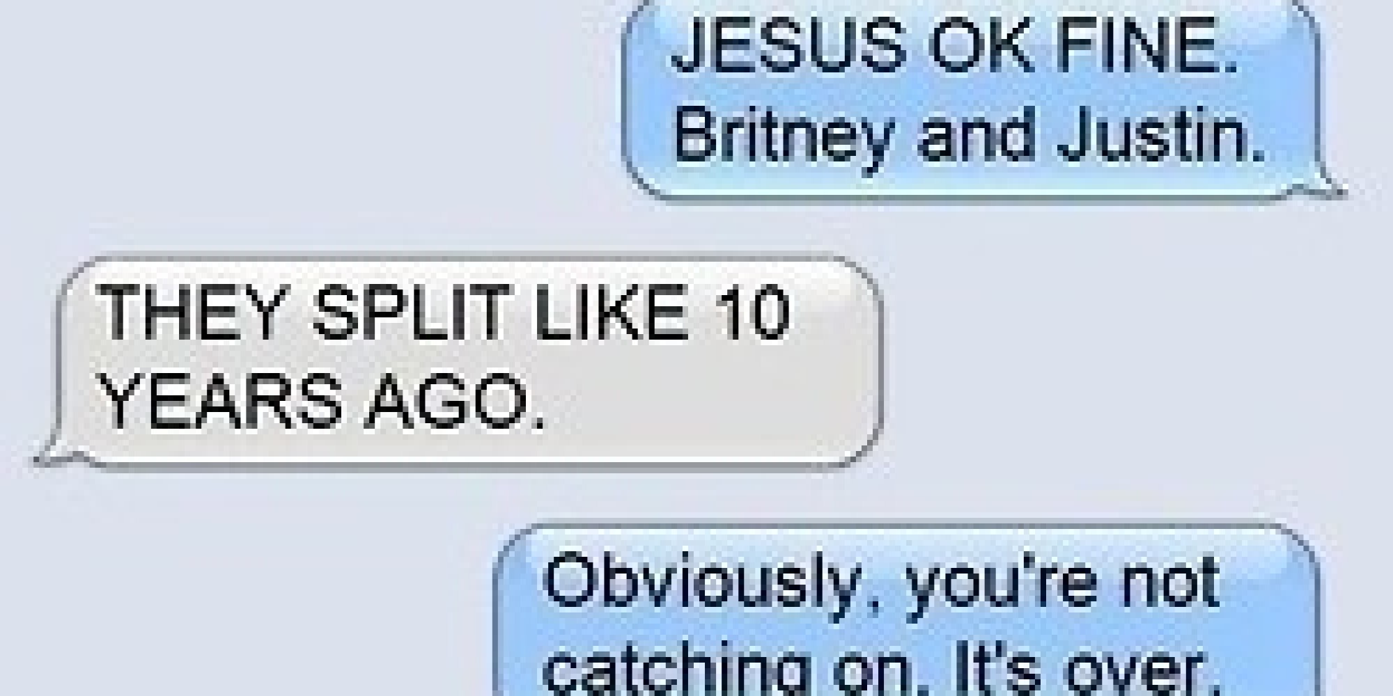 Text Break Up Quotes: 9 Breakup Texts That Just Might Test Your Faith In
