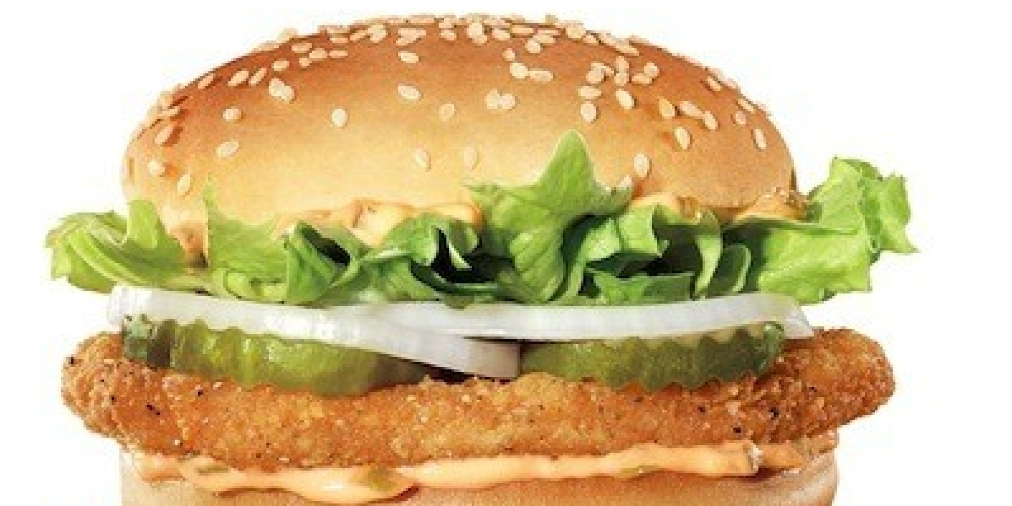 Burger king hatches chicken big king huffpost for Jack in the box fish sandwich