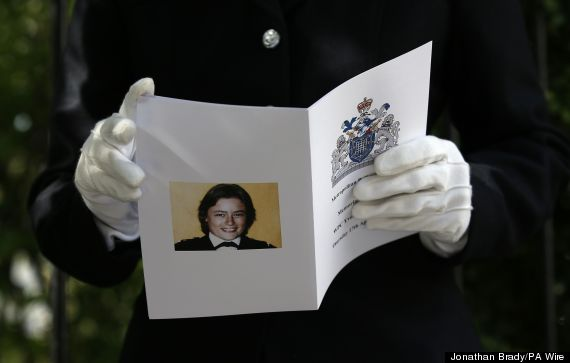 murdered yvonne fletcher remembered