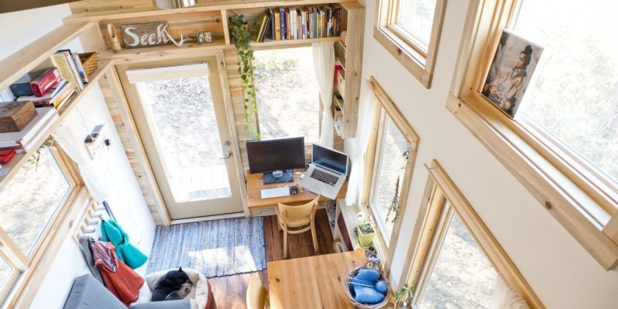 This California Couple\'s Tiny House Redefines What It Means To Have ...