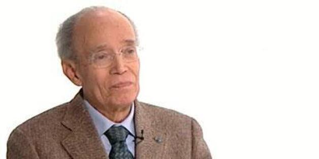 L'homme politique et journaliste tunisien, feu Habib Boularès