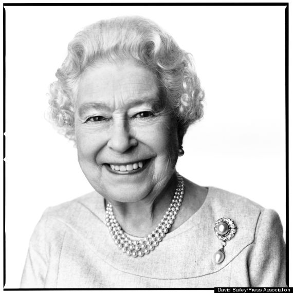 queen birthday portrait