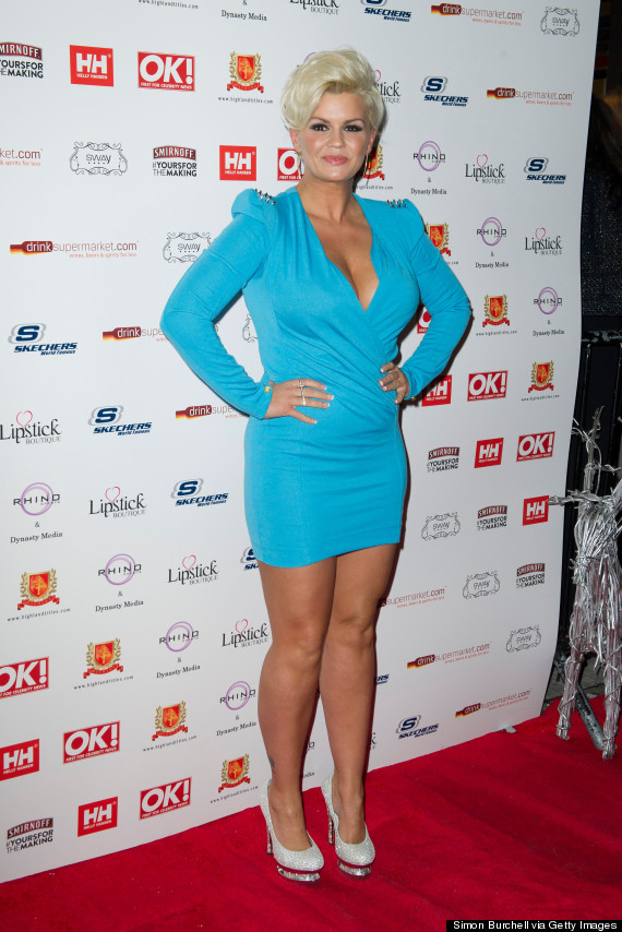 Kerry Katona Reveals Details Of \'Traumatic\' Labour When Giving Birth ...