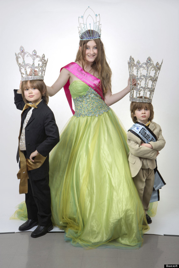 positive effects of child beauty pageants