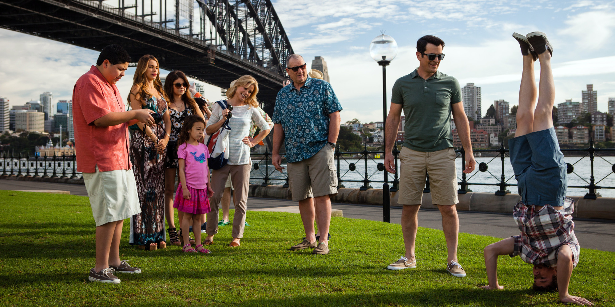 'Modern Family' Goes Down Under And So Should You | HuffPost