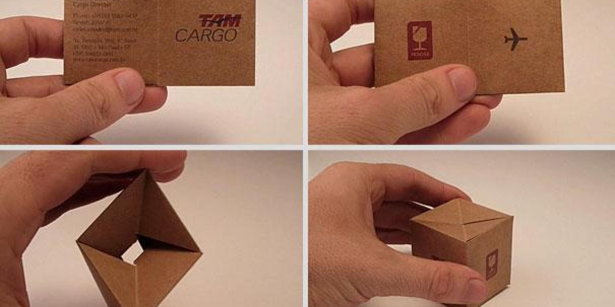 these 11 genius business cards put everyone else s to shame