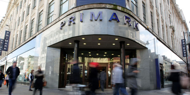 "File photo dated 18/03/11 of Primark in Manchester city centre as Primark has revealed ""excellent"" Christmas trading today as the discount chain maintained its squeeze on struggling rival Marks & Spencer."