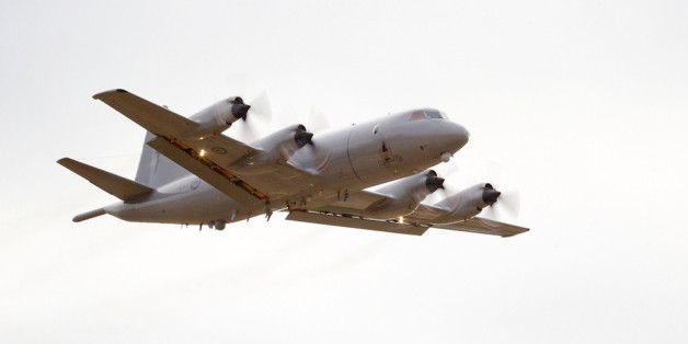 PERTH, AUSTRALIA - APRIL 16:  A Royal New Zealand Air Force P3 Orion takes off from RAAF Pearce to assist with the international search effort trying to locate missing Malaysia Airways Flight MH370 on April 16, 2014 in Perth, Australia. Twenty-six nations have been involved in the search for Malaysia Airlines Flight MH370 since it disappeared more than a month ago.  (Photo by Richard Wainwright - Pool/Getty Images)