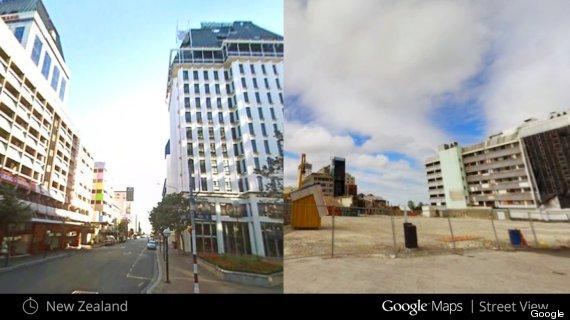 google streetview maps