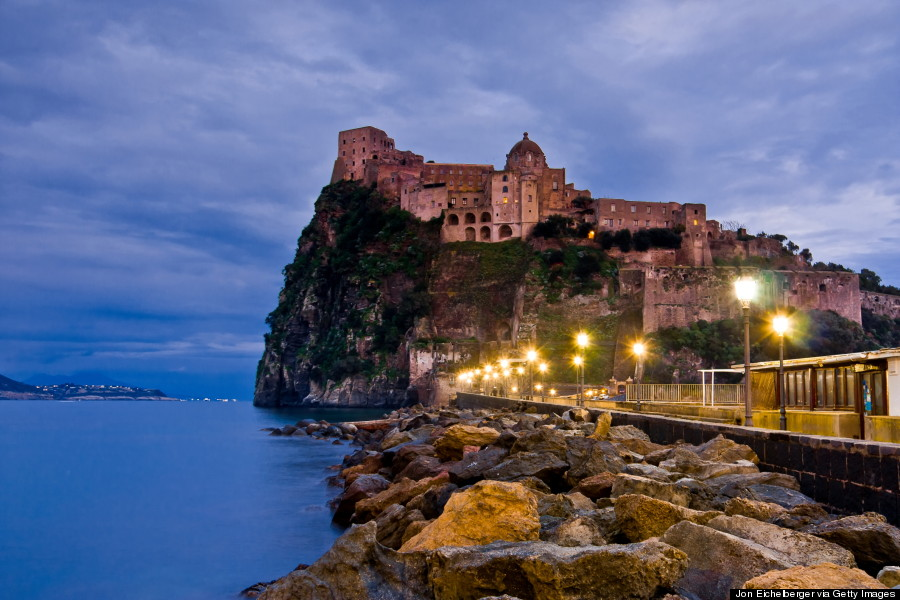 aragonese castle italy