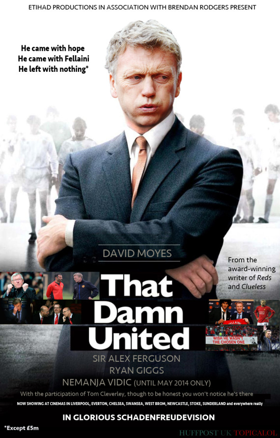 david moyes movie