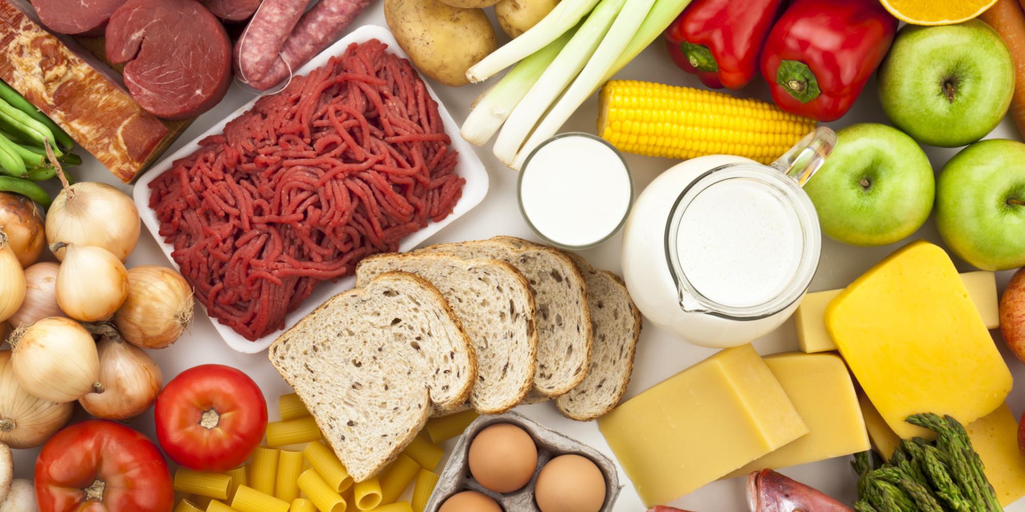 Carbohidratos prote nas y grasas por qu tenemos que comerlos huffpost - Calorias que tienen los alimentos ...