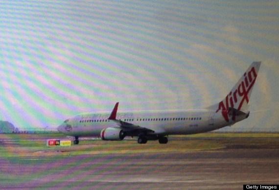 virgin indonesia plane hijacked