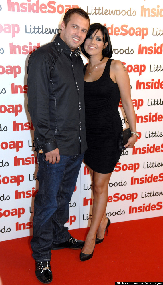 Coronation Street Star Kym Marsh And Former Husband Jamie Lomas
