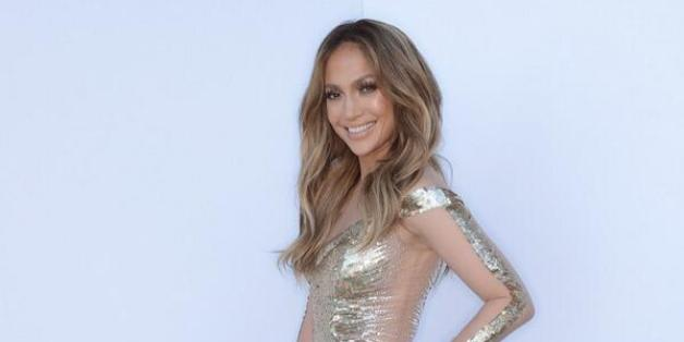 Jennifer Lopez's Sheer Dress Steals The Spotlight On 'American Idol,' Of Course