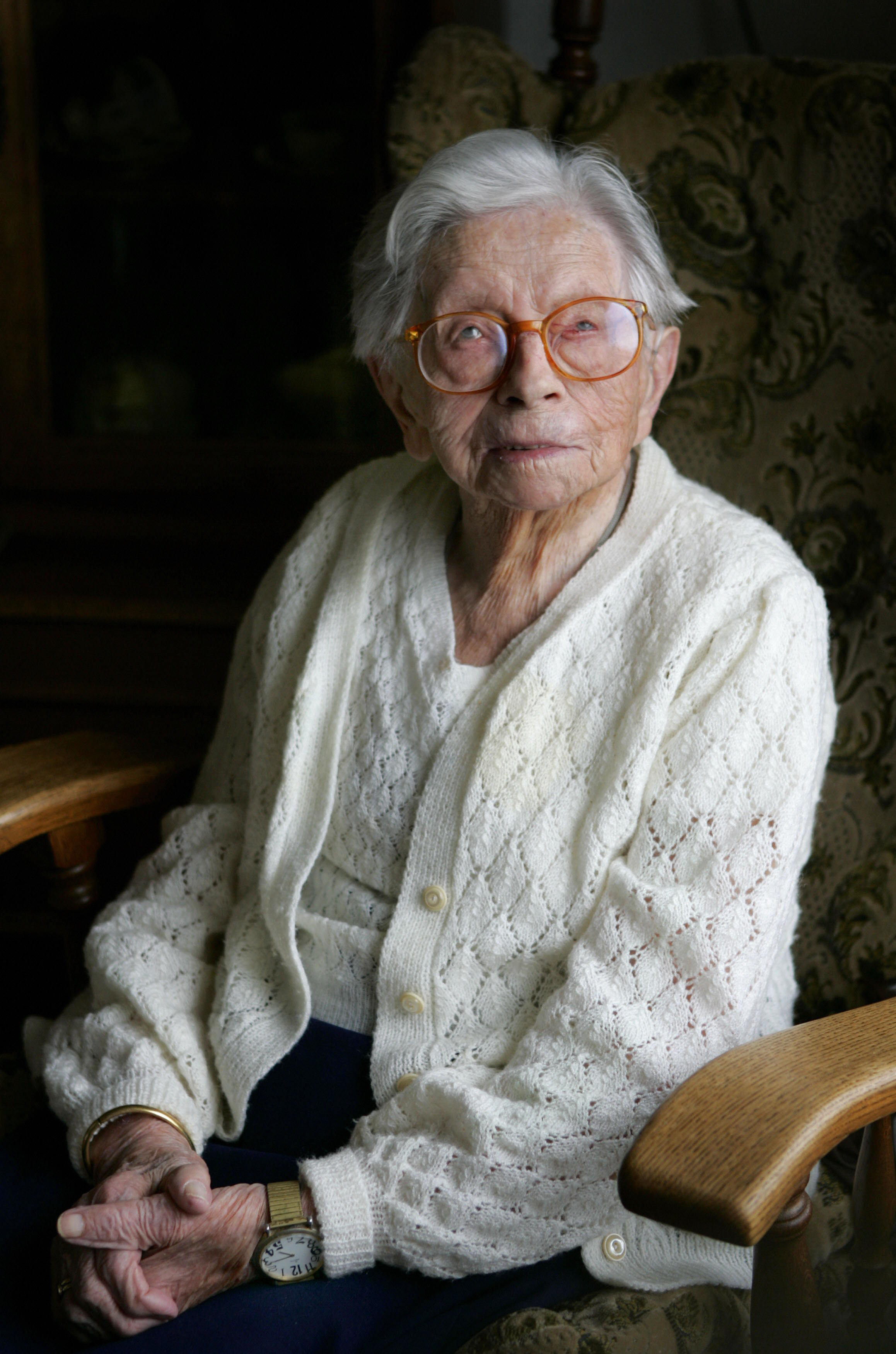 Blood Of World's Oldest Woman, Hendrikje van Andel-Schipper, Suggests Limits Of Mortality