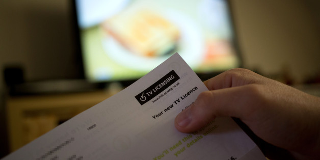 EDS NOTE ADDRESS HAS BEEN PIXELATED BY PA PICTURE DESK A TV licence as a review of the penalties for non-payment of it is set to move a step closer today, paving the way for possible decriminalisation.