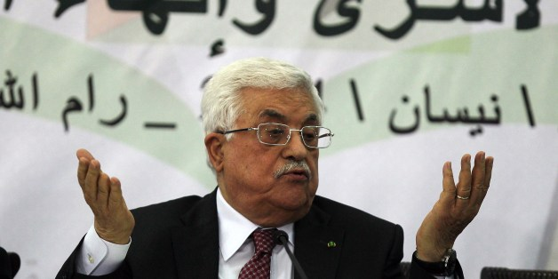 Palestinian President Mahmoud Abbas Says Still Committed To Peace Talks With Israel