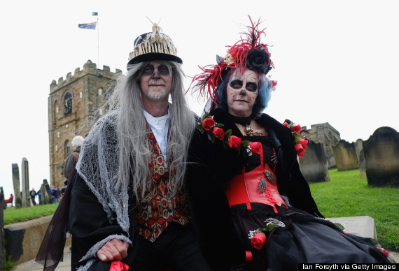 goths whitby