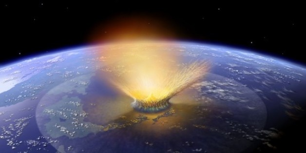Dark Matter Could Send Asteroids Crashing Into Earth, Scientists Say