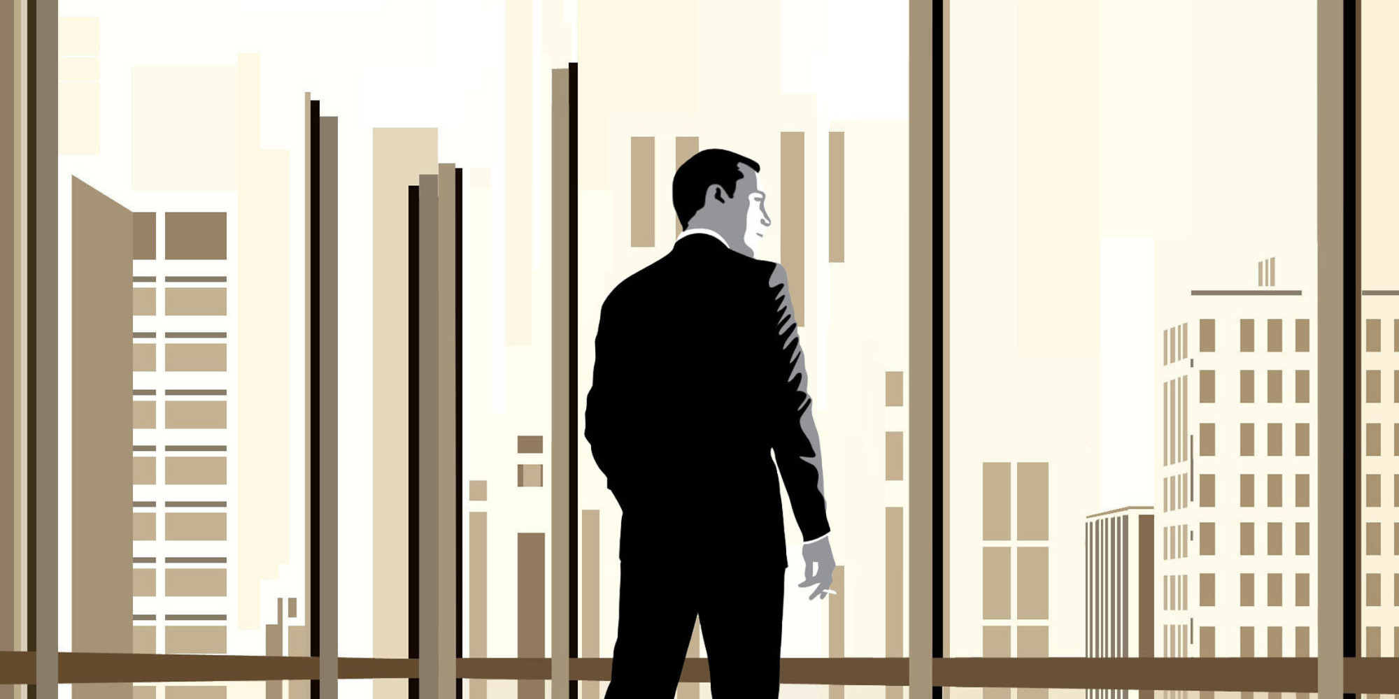 7 Seasons of Mad Men in 36 Seconds | HuffPost