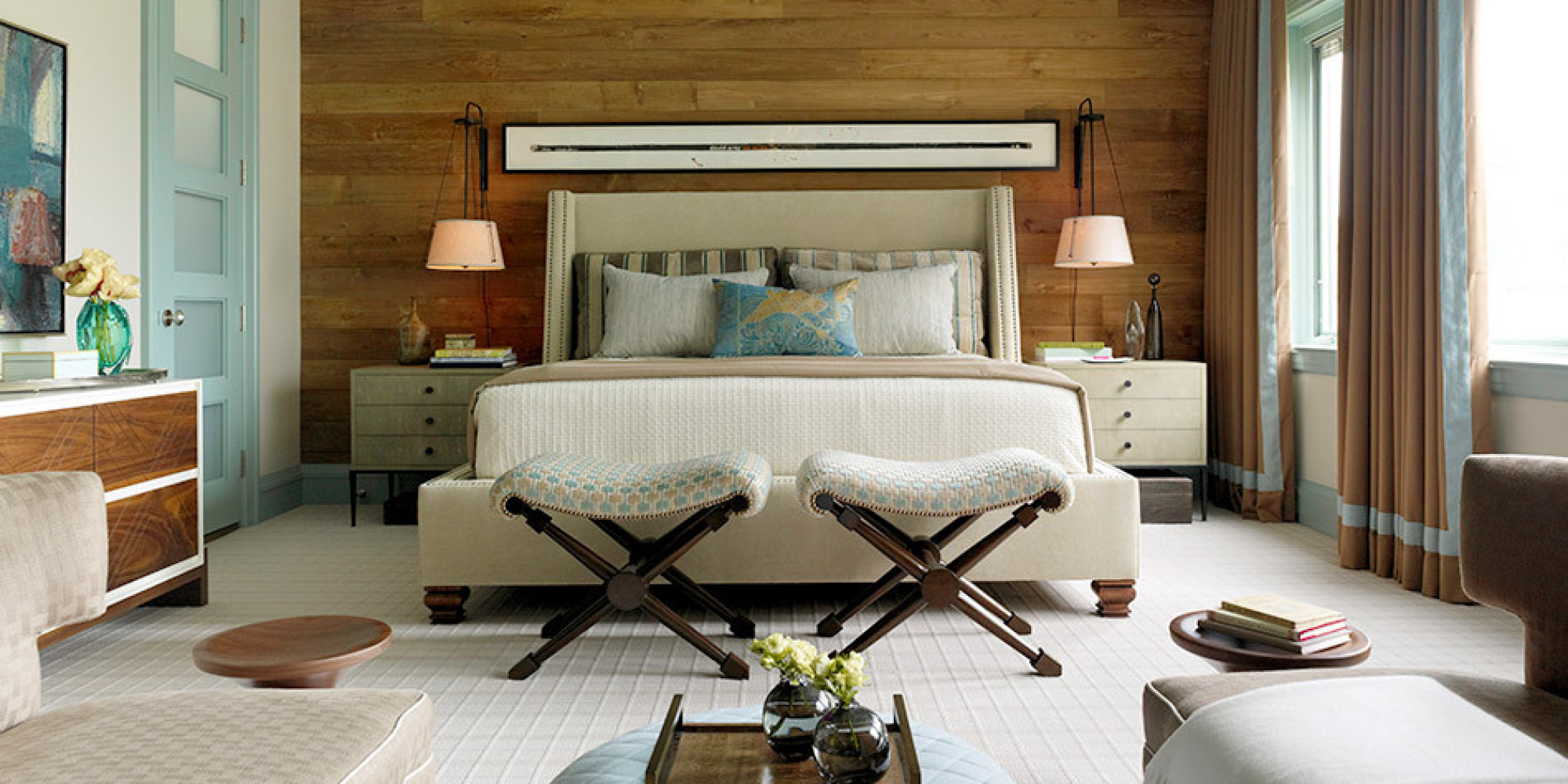 5 design secrets from the world 39 s best hotels huffpost for Hotel room decor