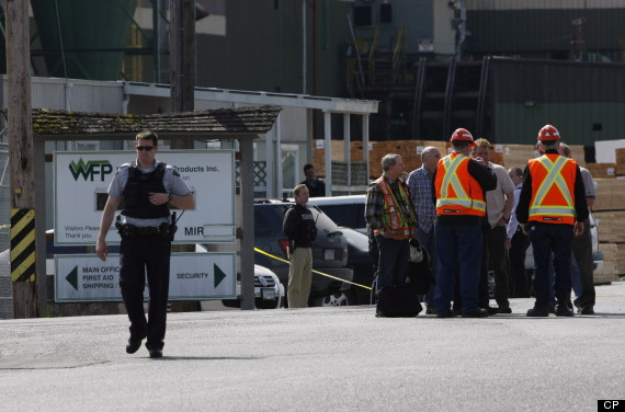 nanaimo mill shooting