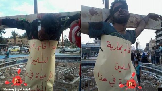 syria execution