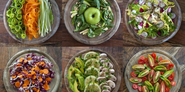 Diese 12 Obst- und Gemüsesorten haben die höchste Pestizid-Belastung