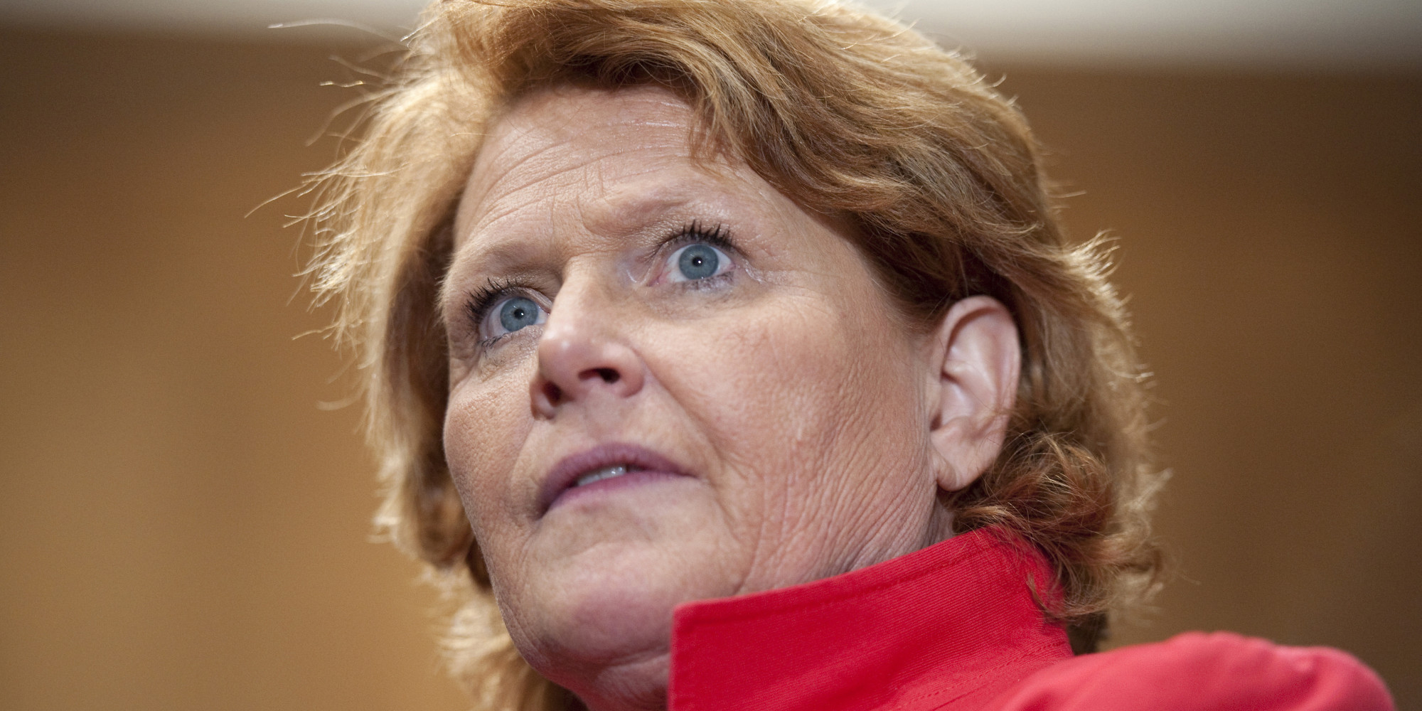 North Dakota Democrat Sen Heidi Heitkamp saved Mike Pompeos nomination as secretary of state on Thursday when she came out in favor of confirming him