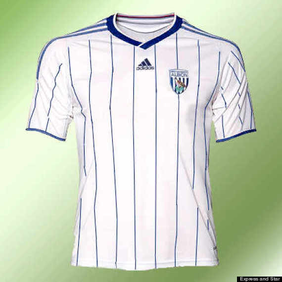 west brom stripes kit change