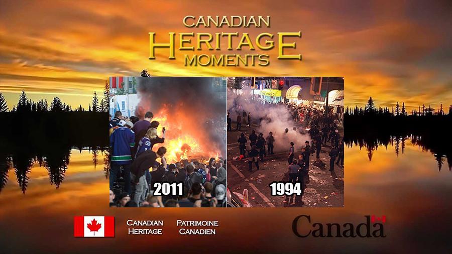 vancouver riots