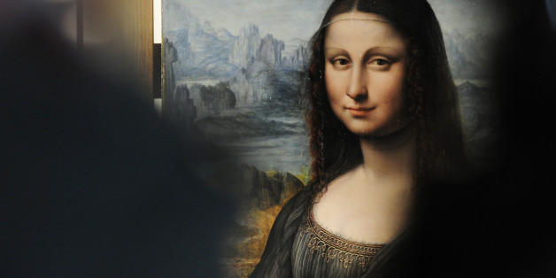 the mona lisa just might be part of history s first 3d image