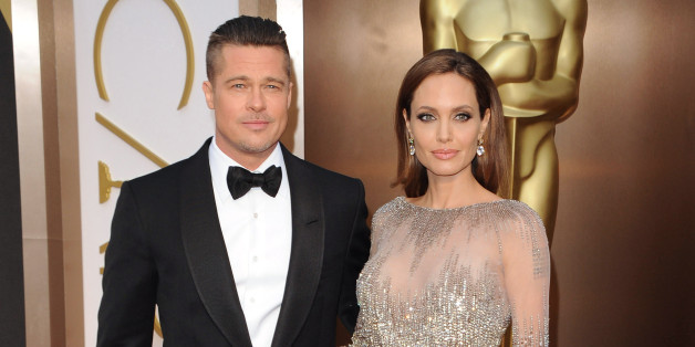Brad Pitt And Angelina Jolie Are Teaming Up For Another Movie, And That's All We Know