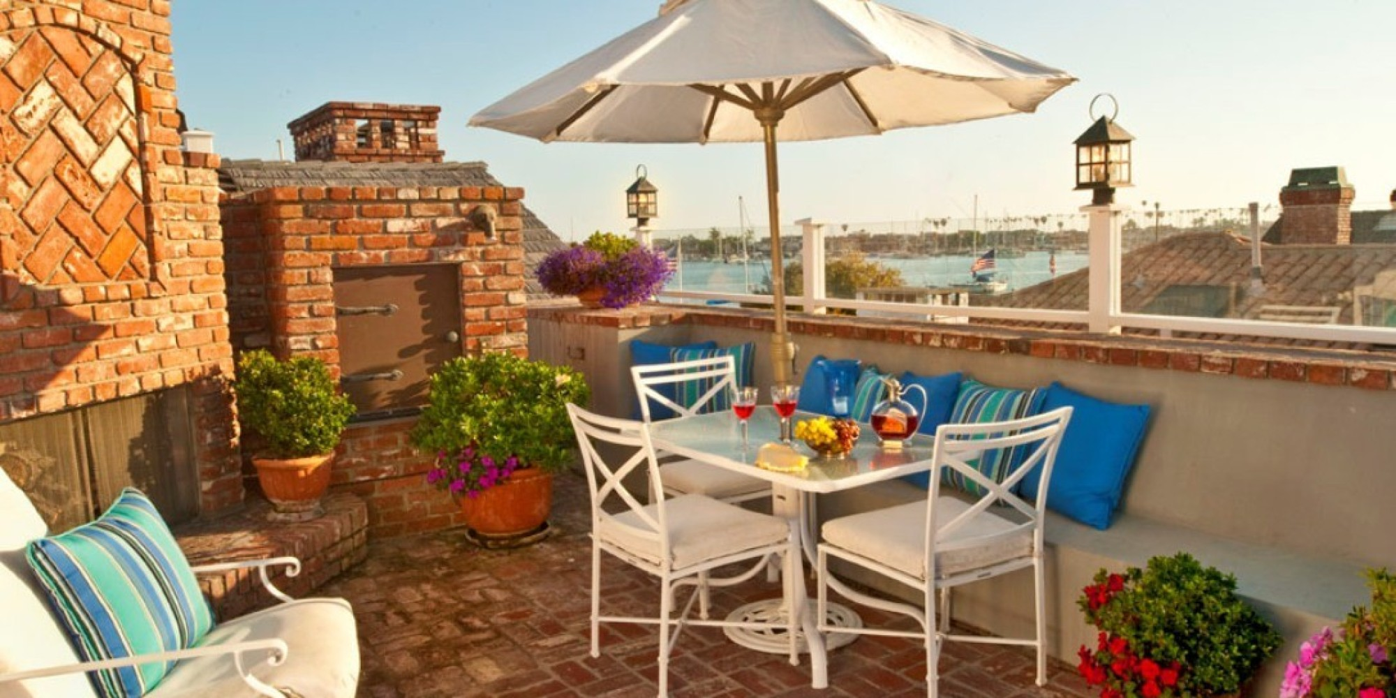 11 Gorgeous Porches And Patios We Need To Relax This Spring