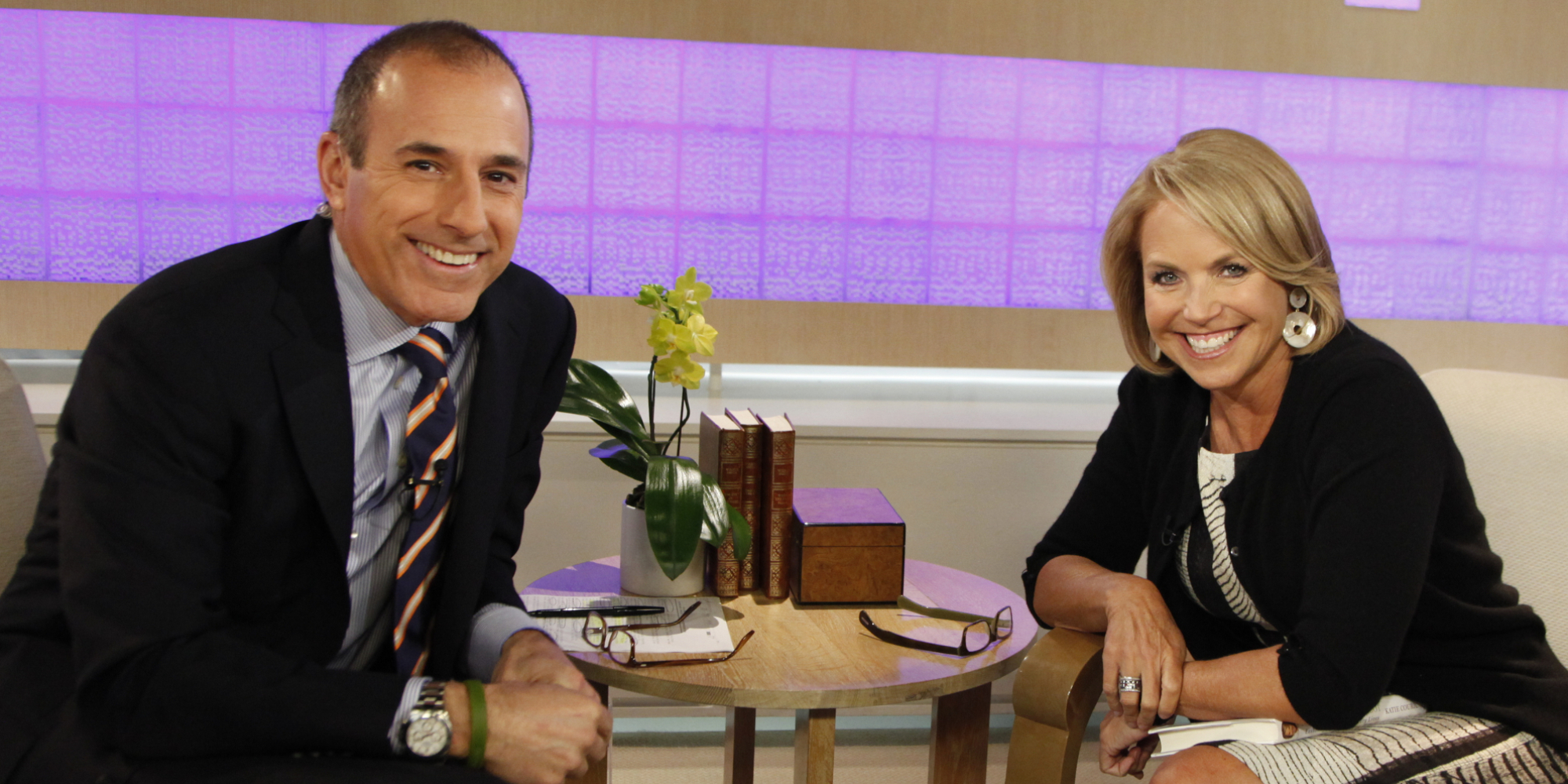 Matt Lauer Story On Today Video