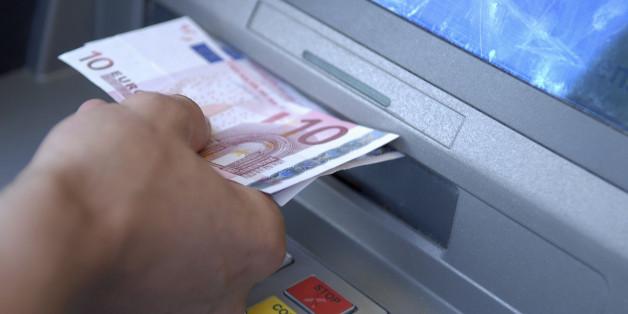 Warum in Berlin die Bankautomaten streiken