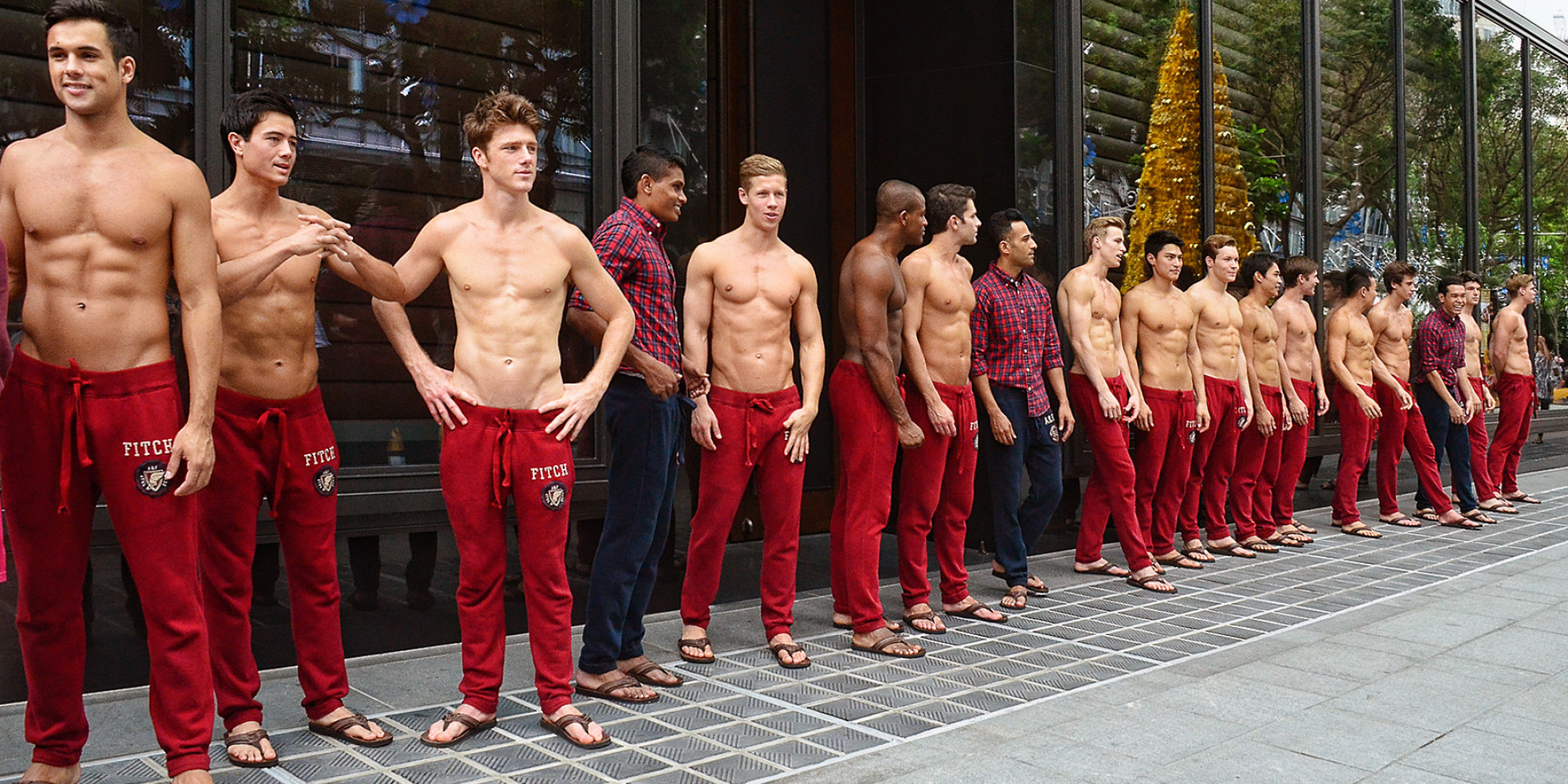 Extrêmement I Sold My Body (And Nearly My Soul) To Abercrombie | HuffPost OY92