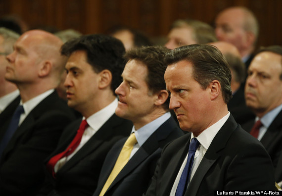 cameron clegg miliband