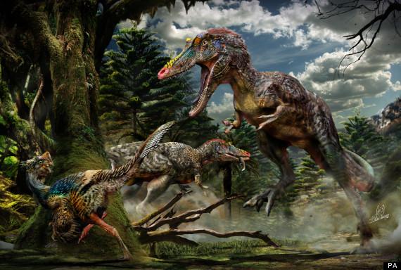 pinocchio rex