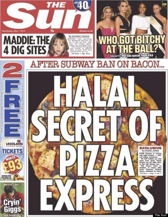 the sun halal