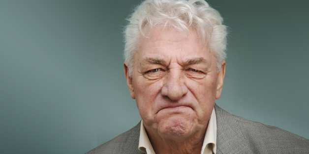 the age at which men officially become grumpy huffpost