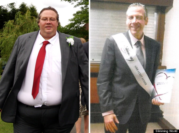 man wins slimming world greatest loser 2014 after losing over 22