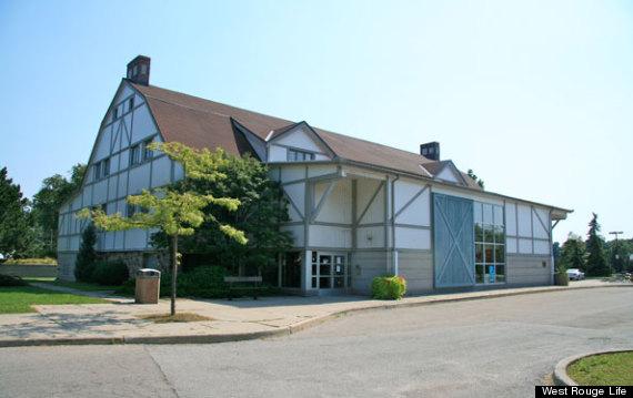 west rouge community centre