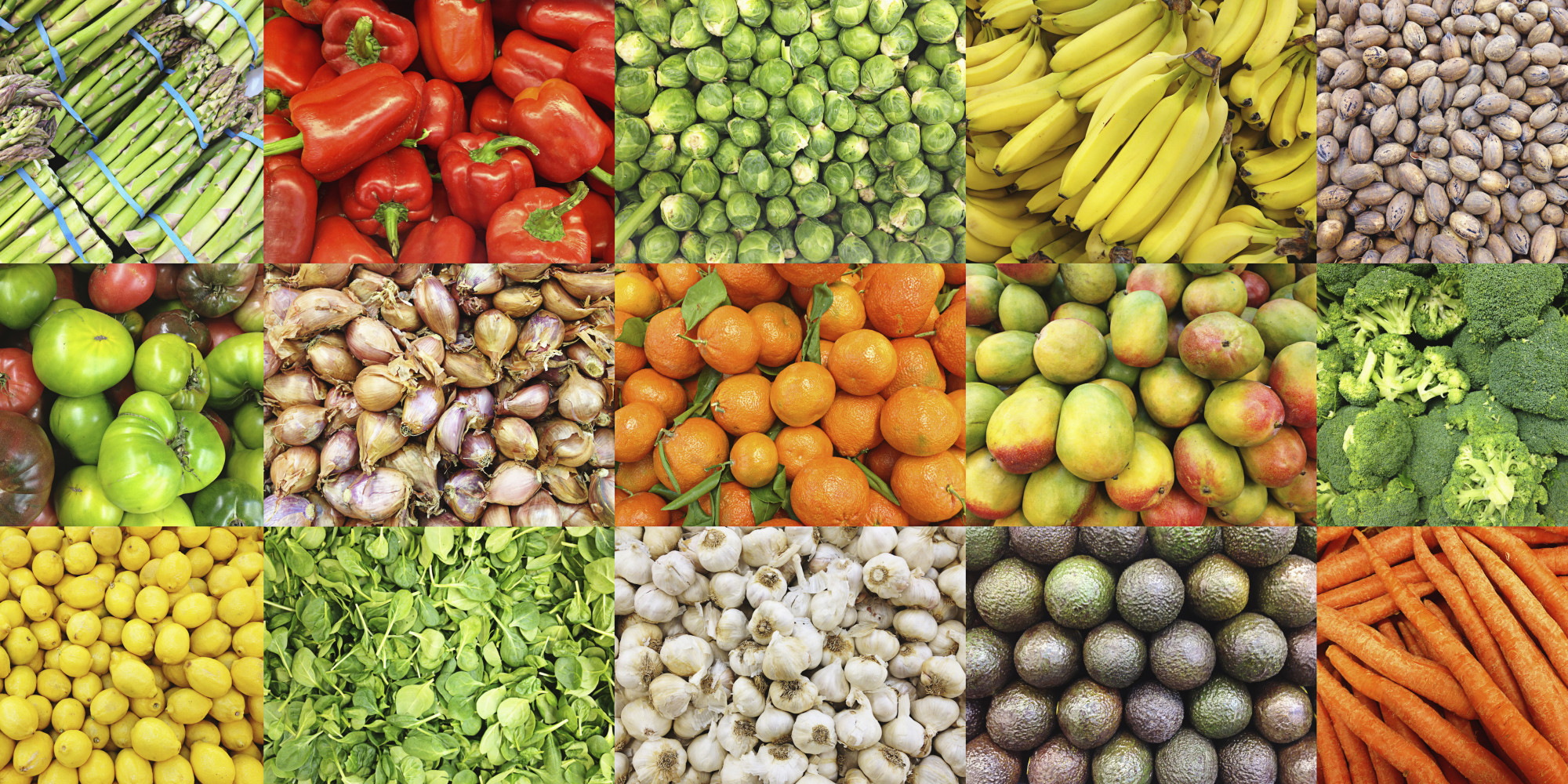 7 fruits and veggies a day easy ways to sneak them in huffpost - Fruit de la ronce commune ...