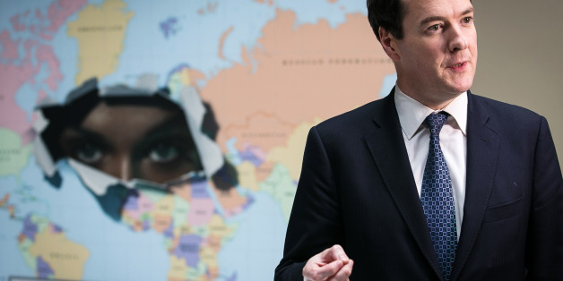George Osborne, U.K. chancellor of the exchequer, speaks at an interview during a Group-of-20 (G-20) Finance Ministers and Central Bank Governors meeting in Sydney, Australia, on Sunday, Feb. 23, 2014. Osborne said the nation is in 'active' discussions with China to establish a yuan clearing bank in London and this should be done in 'fairly short order.' Photographer: Ian Waldie/Bloomberg via Getty Images