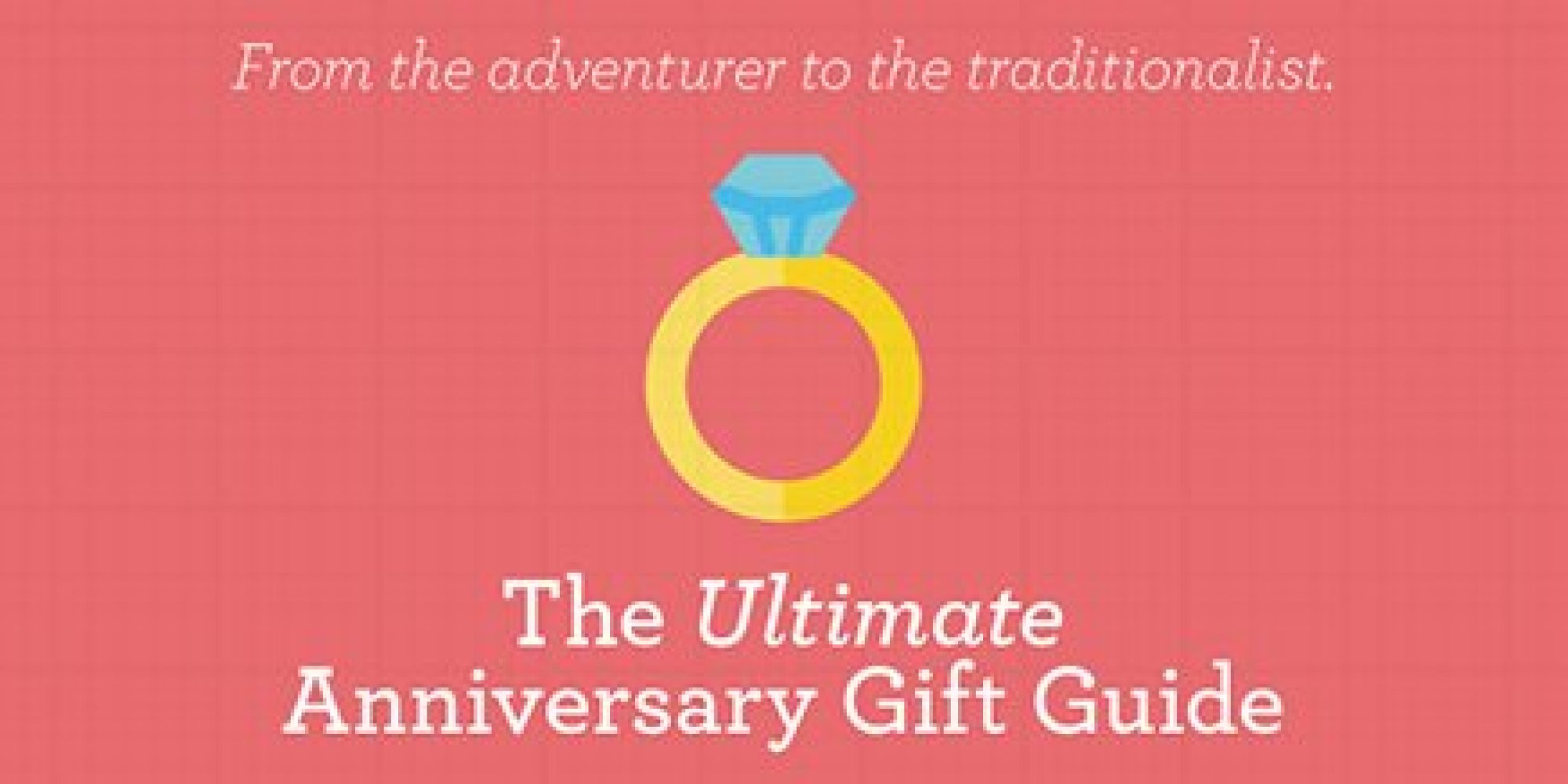 The Ultimate Anniversary Gift Guide For Every Kind Of Spouse Huffpost