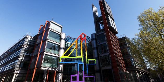A general view of the Channel 4 Television Headquarters