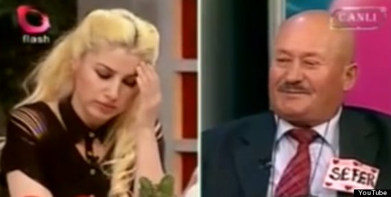 Turkish man confesses to killing wife on dating show